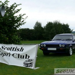 Scottish Capri Club Day at Alford 2007